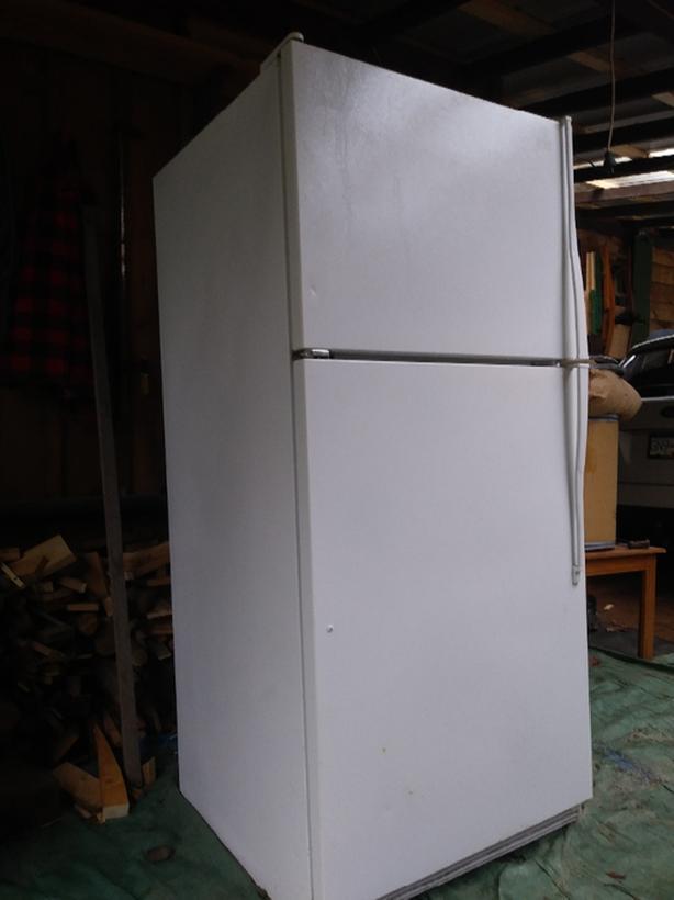 FREE: large fridge