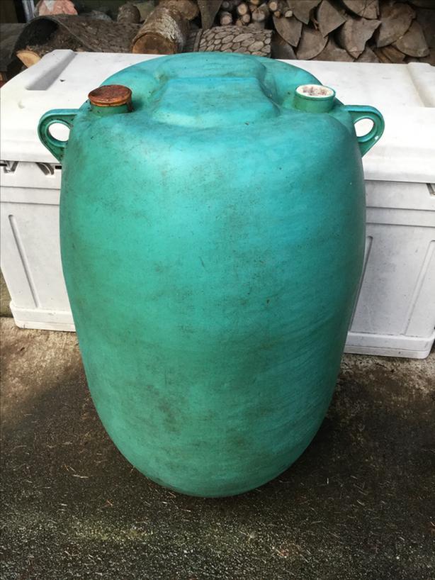 55 gal. Plastic Juice Barrels