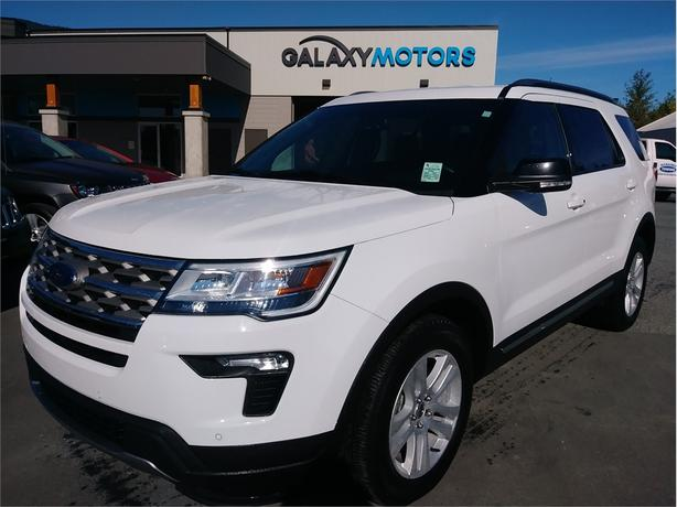 2018 Ford Explorer XLT - Heated Seats Keyless Entry 4WD
