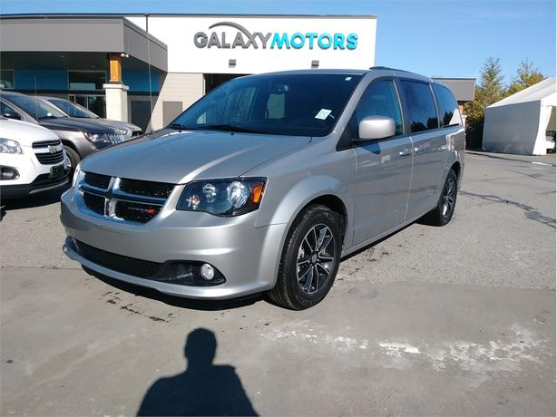 2018 Dodge Grand Caravan GT - Navigation System, Leather Heated Seats