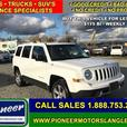 2016 Jeep Patriot Sport  - Sunroof -  Leather Seats - $162.84 B/W