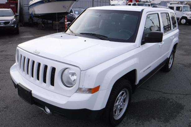 2016 Jeep Patriot Sport 4WD