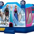Blue Adventure Bouncy Castle Rental