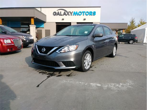 2017 Nissan Sentra SV - Power Sunroof, Heated Seats, Bluetooth