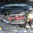 RHD 2001 Subaru Impreza WRX STi