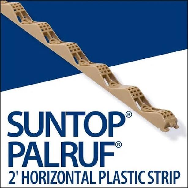  Log In needed $10 · Suntop PALRUF Horizontal Plastic Strips and Screws