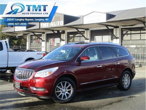 2017 Buick Enclave Leather  - Power Liftgate -  Leather Seats - $227.96 B/W