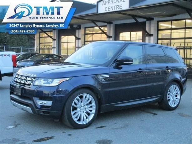 2014 Land Rover Range Rover Sport RANGE ROVER SPORT SC  - $345.23 B/W