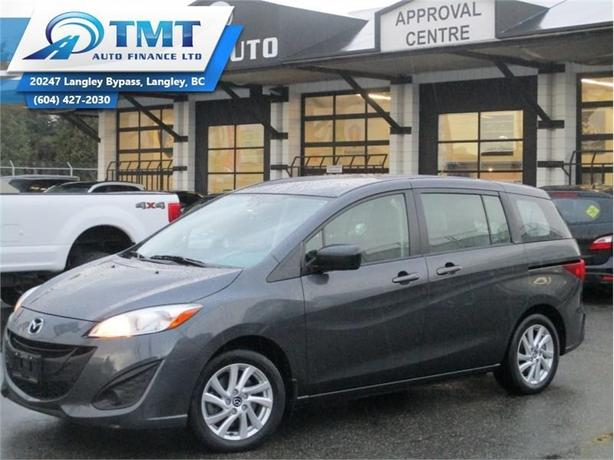 2017 Mazda Mazda5 UNKNOWN  -  Power Seats - $123.06 B/W