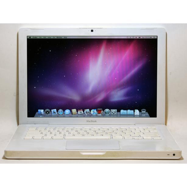 "Apple Macbook A1181 Core2 Duo 2.0GHz DVDRW 4GB RAM 80GB WiFi Webcam 13"""