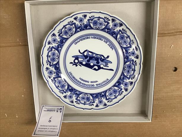 Dutch Collector Plate