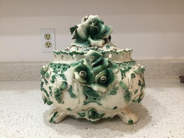 Antique Italian Ceramic