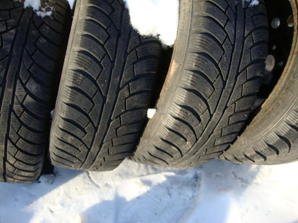 205 55 16 winter tires on rims