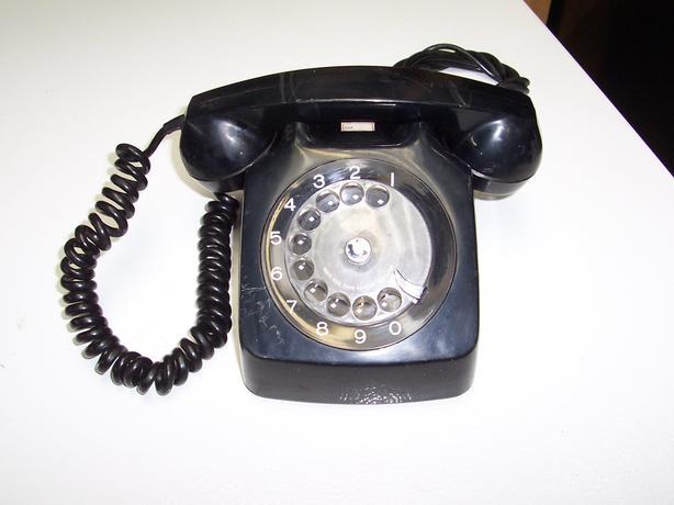 Vintage Autophone Desk Phone