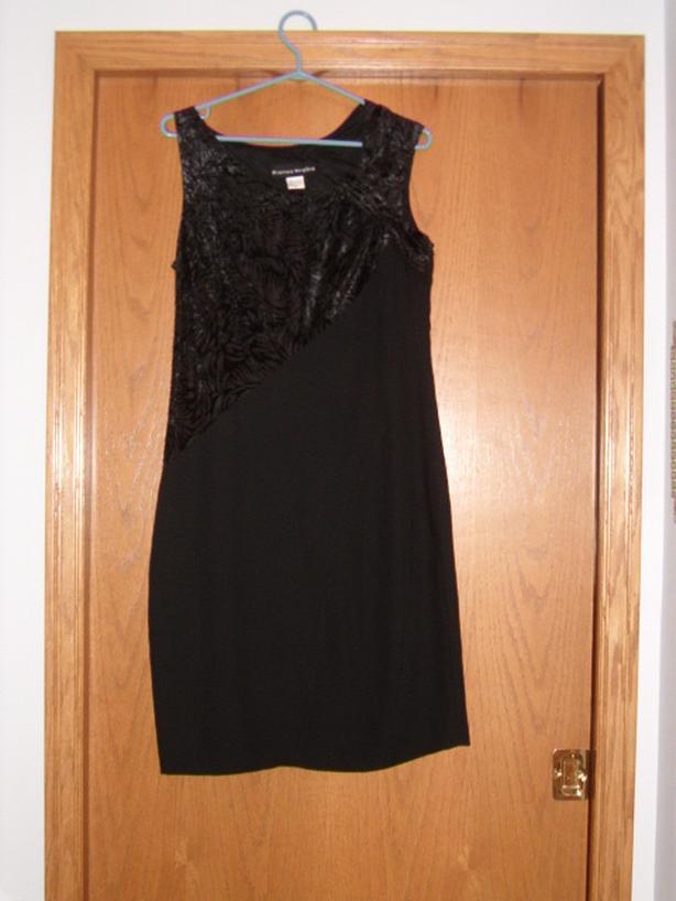 Bianca Nygard ,-black dress