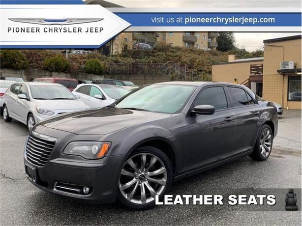 2014 Chrysler 300 S  -Nav -Sunroof -Leather
