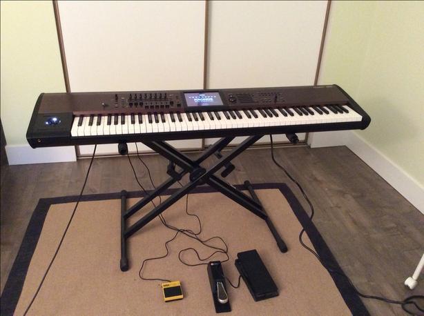 Korg Kronos LS 88 Keyboard - Price OBO