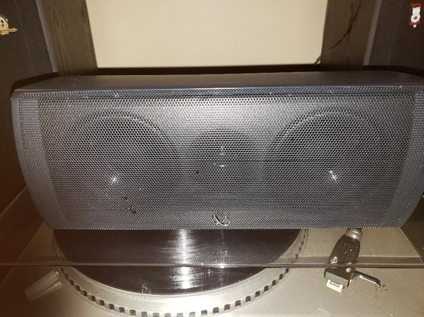 INFINITY center channel speaker. cc-1