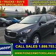 2018 Kia Sorento LX  - Heated Seats -  Bluetooth - $182.39 B/W