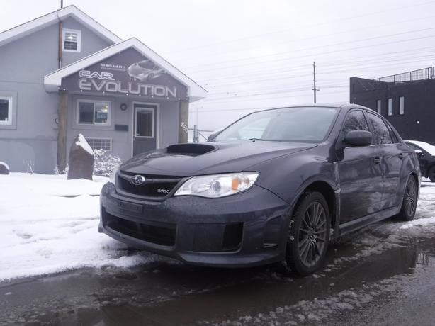 2012 Subaru Impreza WRX LOADED/EXTRA TIRES,CERTIFIED+WRTY $15990