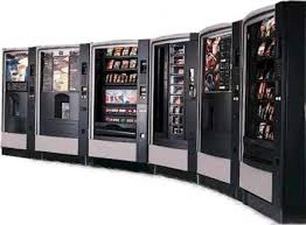 Busy Vending Business 549,000