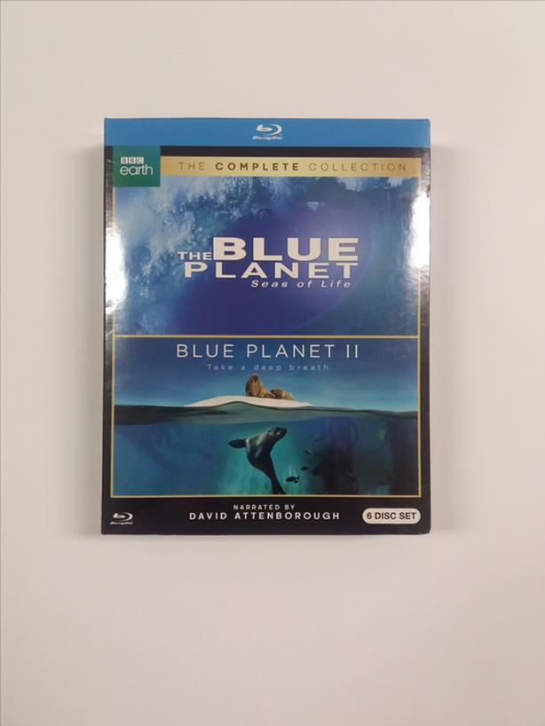 Blue Planet Collection on Blu-ray (Brand New)
