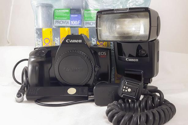 35mm Canon EOS 620 SLR All-Inclusive Film Photography Package