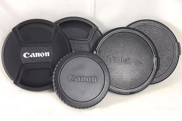 Front Caps for 77mm Lenses