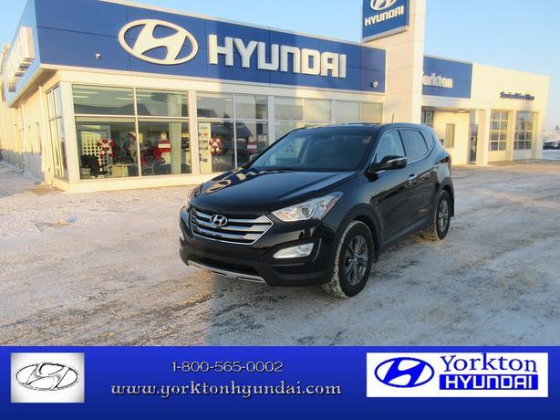 2013 Hyundai Santa Fe Sport 2.4L Luxury AWD