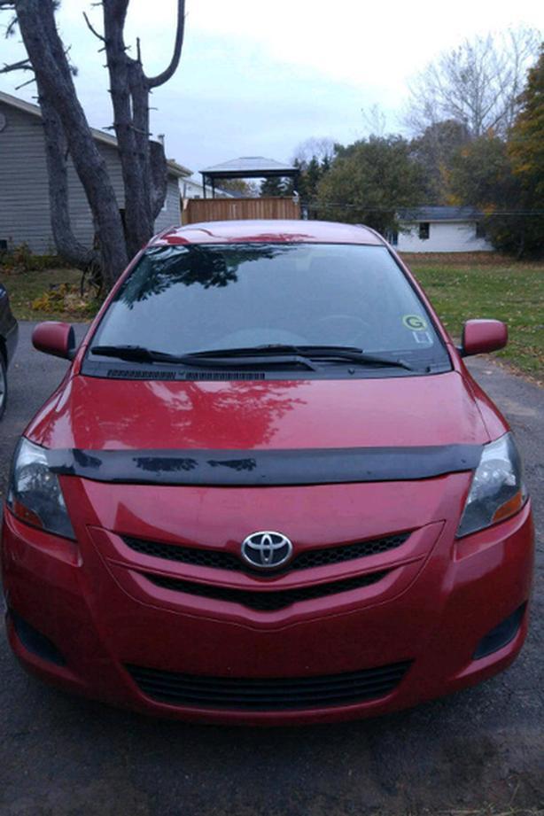 Newly Inspected 2007 Toyota Yaris Sedan