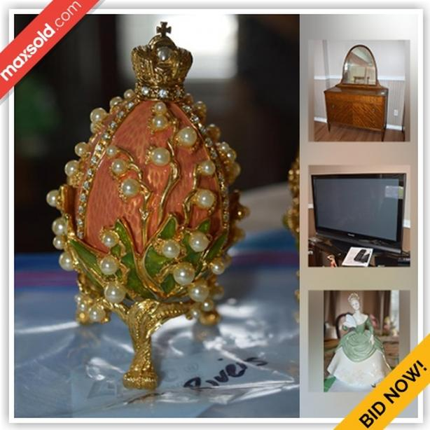 Whitby Downsizing Online Auction - Irwin Drive