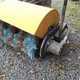 Rotary Broom Hydraulic