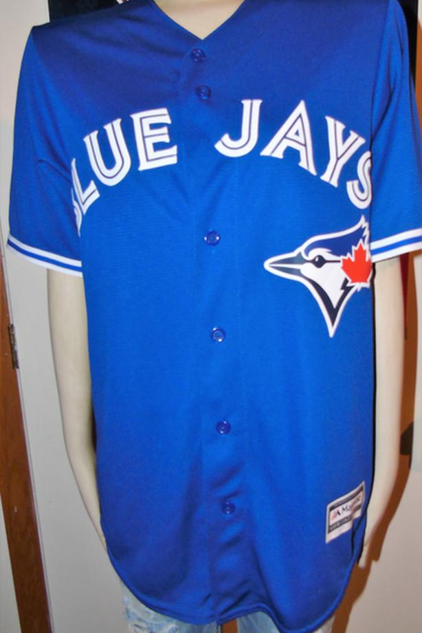 Toronto Blue Jays Majestic MLB Men's Blank Cool Base Jersey