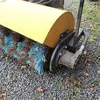 Rotary Broom Hydraulic