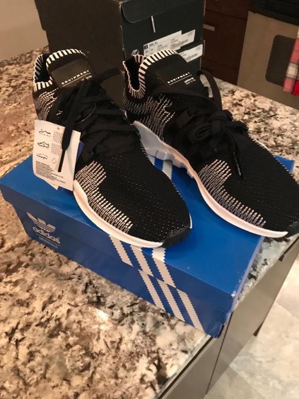 Adidas Originals Eqt Support Adv Primeknit Size 10 5 New In Box