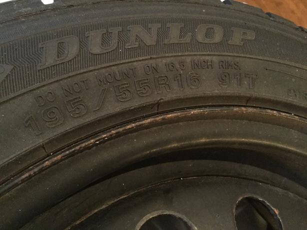 Dunlop Digityre studless