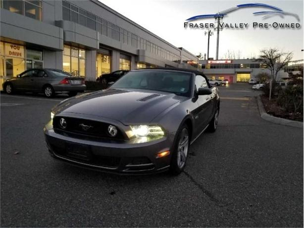 2014 Ford Mustang GT  - Leather Seats -  Bluetooth - $201.28 B/W
