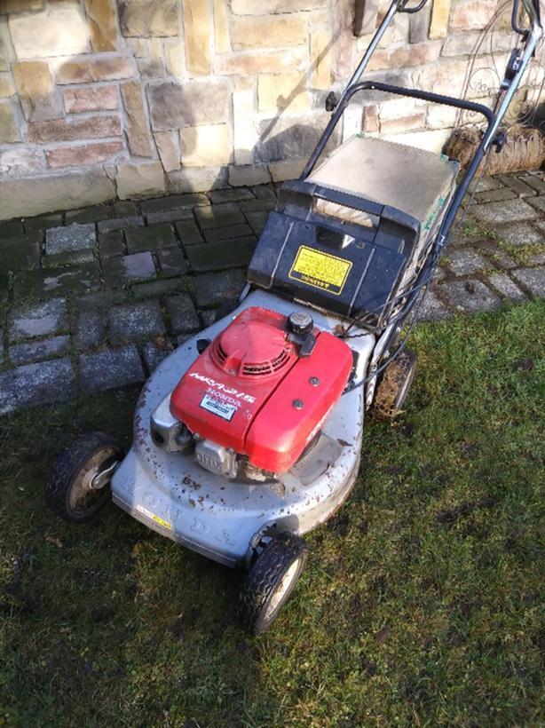 FREE: Honda commercial lawnmower