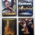 12 Vintage and Rare Sci-Fi DVD movies