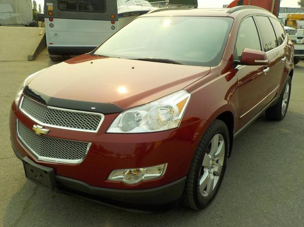 2011 Chevrolet Traverse LTZ AWD 3rd row seating