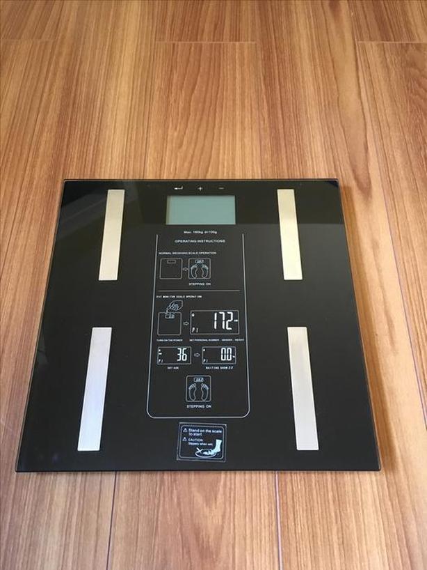 Digital Body weight & Body fat Scale