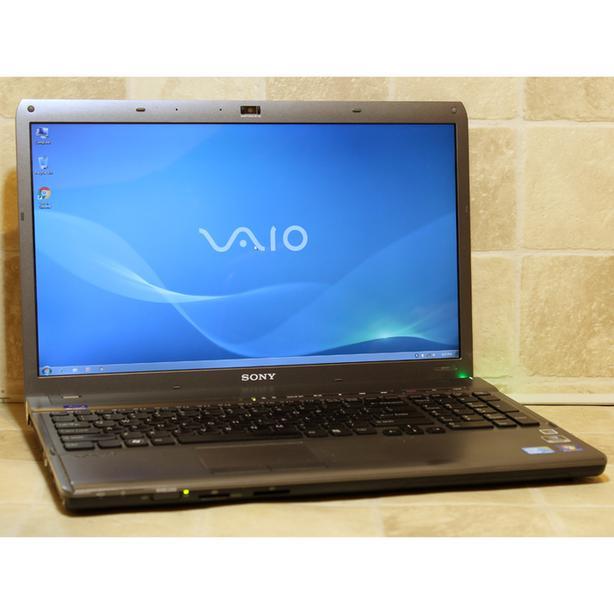 """Sony VPCF132FX Laptop i7 Webcam WiFi 6GB RAM 500GB 16.4"""" HDMI Blu-ray"""