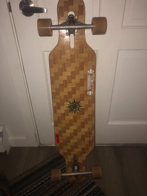  Log In needed $200 · loaded tan tien longboard