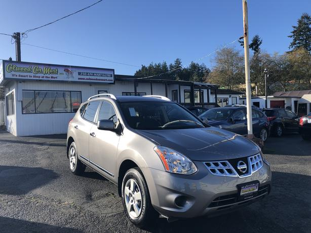 2013 Nissan Rogue! AWD! 2 Pay Stubs, You're Approved!