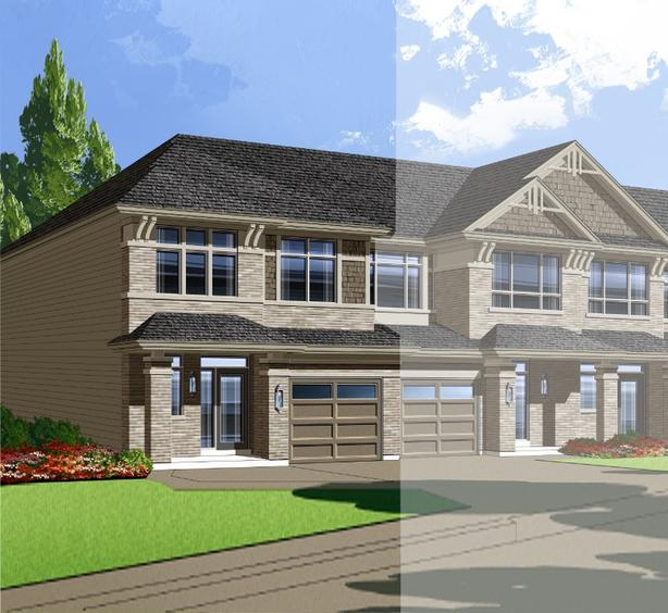 brand new luxry townhouse in barhaven/riverside south