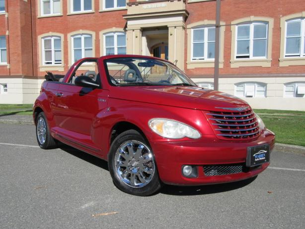 2006 PT Cruiser Convertible, Low Kms, Stocking Stuffer SALE PRICE!!