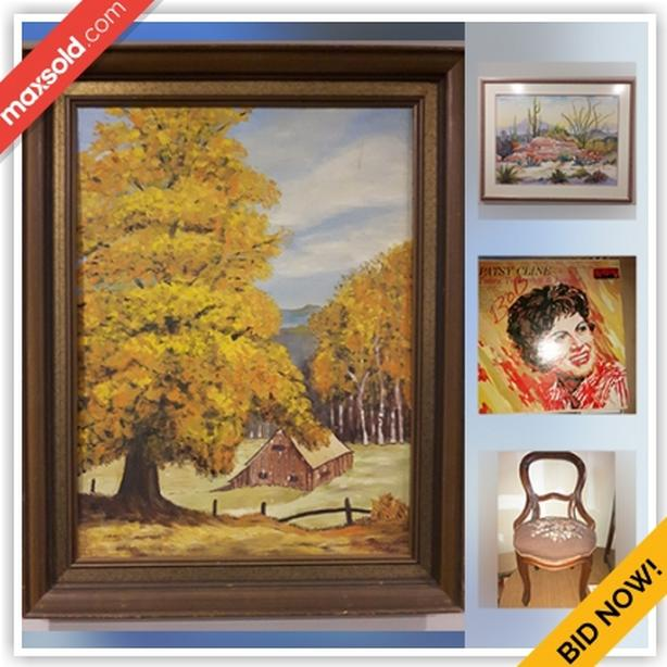Stittsville Downsizing Online Auction - Squashberry Lane