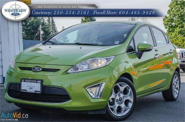2013 Ford Fiesta Titanium  - Bluetooth -  Heated Seats