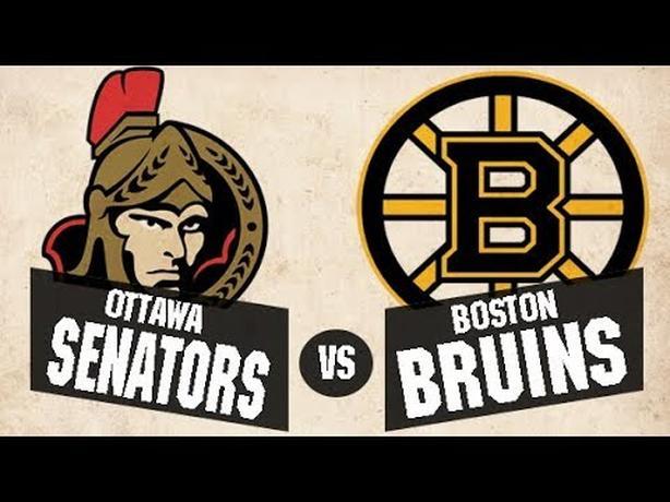 Bruins @ Senators Dec 9th @ 5pm. 2 Tickets (Section 207-Centre Ice) $60each
