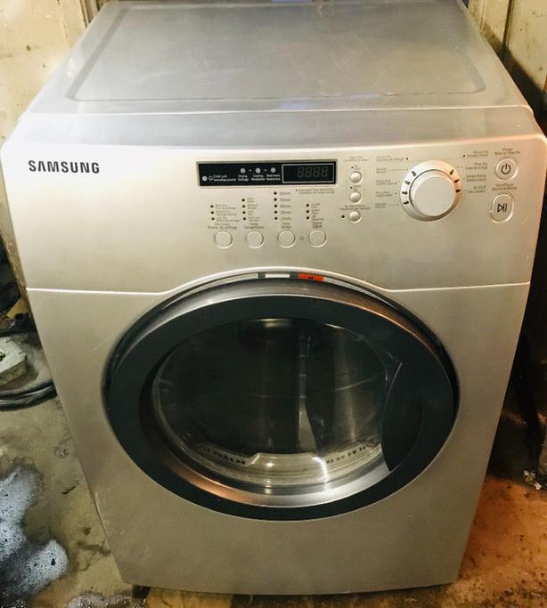 Huge Samsung Dryer